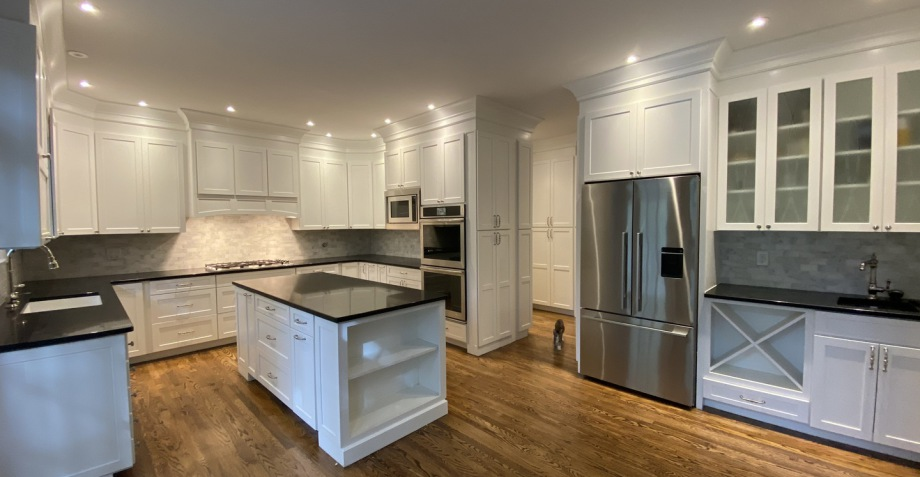 Kitchen project by JD Kitchens